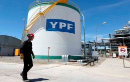 Support from the group increases YPF's chances of avoiding a hard default next month