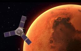 The Hope craft launched by the United Arab Emirates has successfully entered the orbit of Mars