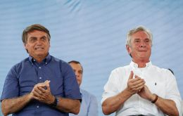 "Bolsonaro thanked Collor in an event in which he called him an ""advisor"" for having presented proposals for the reduction of taxes on fuels."