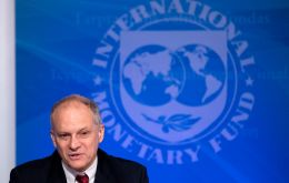 """I don't see it as unviable, but clearly it's an ambitious date,"" IMF Western Hemisphere Director Alejandro Werner said during a virtual IMF press briefing"