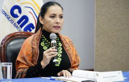 "CNE president Diana Atamaint said there would be ""a recount of 100% of the votes in the Guayas province,"" the most populous, ""and 50% in 16 provinces."""