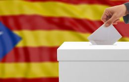 With 99% of votes counted, the three main parties working for independence from Spain increased their number of seats in the 135-seat parliament to 74 from 70