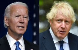This Friday Prime Minister Boris Johnson hosts a virtual meeting of leaders including US President Joe Biden.