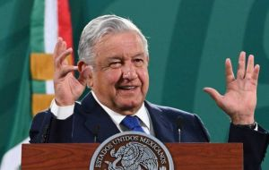 The Mexican leader was expected to ask the United States to consider sharing some of its Covid-19 vaccine supply.