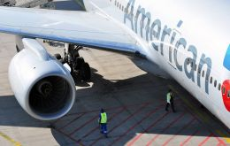 The airline has now announced its routes from the USA to Montevideo, Uruguay and Santiago, Chile will also be stopped