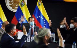 """This is the best opportunity we have so far to stop the virus,"" said Juan Guaido, president of the opposition-led National Assembly"