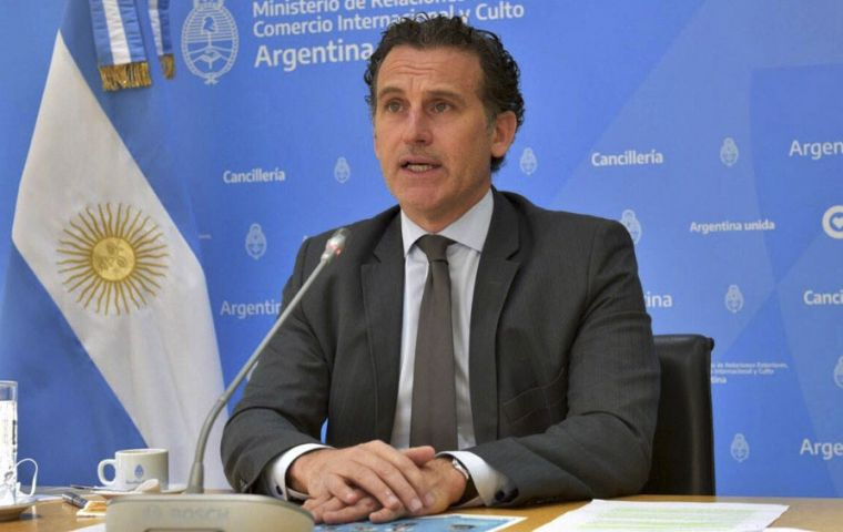 Las palabras de Lacalle fueron inapropiadas ya que Mercosur celebró su 30 aniversario, dijo Chaves