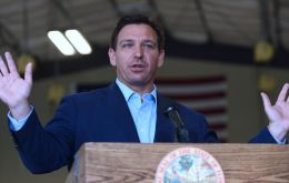 """You want the fox to guard the hen house?,"" DeSantis asked."