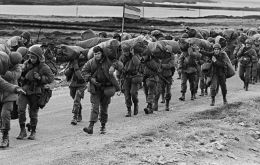 "39 years ago today, Argentine military launched Operation Rosario. The ""invasion marked the beginning of the unlawful occupation"" of the Falklands, FIG said"