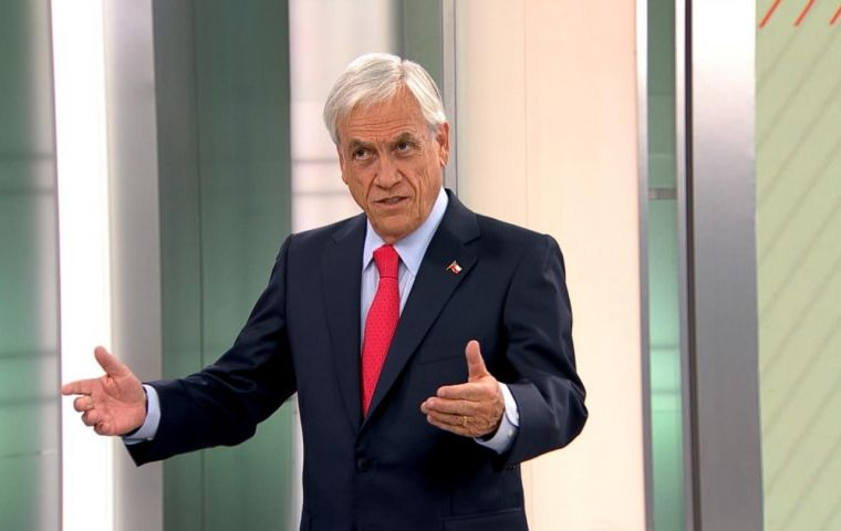 """We have always done what is humanly possible,"" said Piñera."