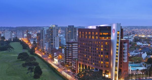 Mar del Plata's Sheraton Hotel closes for… ¿two months?