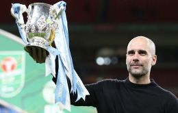 Guardiola says coaching big teams makes winning easier