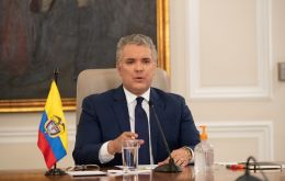 Although Duque said he was open to dialogue, in a presidential address he ordered the militarization of cities such as Cali, Medellín and Bogotá