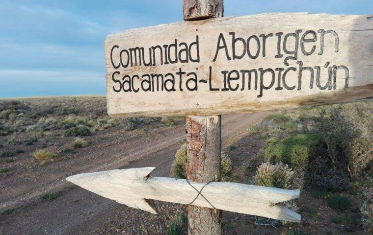 """""""We are finalizing the details of the delivery with the hope that this year Liempichúm will finally return to his territory,"""" said anthropologist Miguel Pepe."""