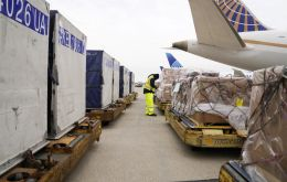 """Air cargo continues to be the bright spot for aviation,"" said Walsh."