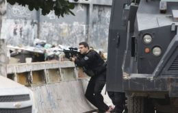 """This is the largest number of deaths in a police operation in Rio,"" police chief Ronaldo Oliveira said."