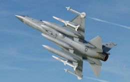 The JF-17 fighter has been combat tested and is produced in partnership with Pakistan, which is its largest operator