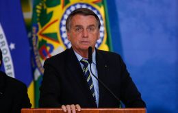"Bolsonaro has often criticized the Paris Agreement for considering it a violation of ""national sovereignty"""