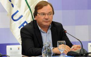 José Luis Falero new Transport Minister
