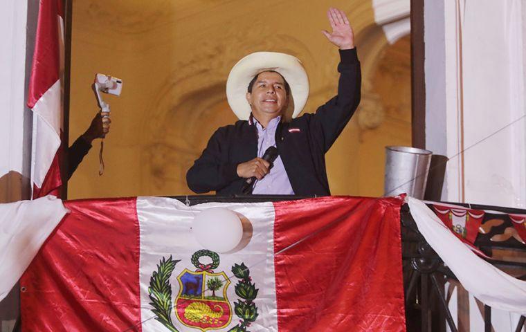 Fujimori showed records of a rural polling station where Castillo obtained 187 votes and she got zero.