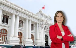 Maria del Carmen Alva from the Popular Action party won the congressional presidency for a full legislative year by 69 to 10