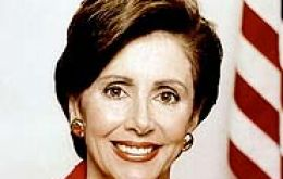 Representative Mrs. Nancy Pelosi