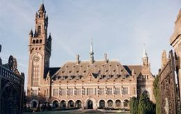Court of Justice at The Hague