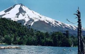Hudson volcano is monitoring every hour