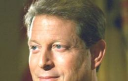 AL Gore will arrive on May 11  to Santiago de Chile