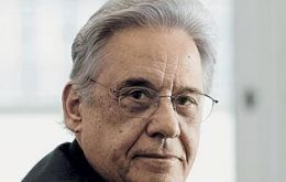 • Fernando Henrique Cardoso was president of Brazil from 1995-2003