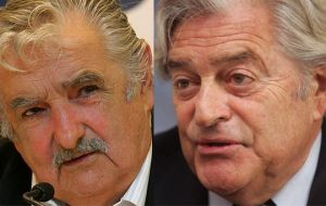 Mujica and Lacalle, one of the two will be Uruguay's next president