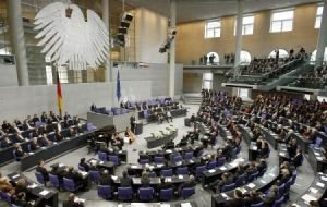 The Bundestag approved 22.4 billion Euros for Greece