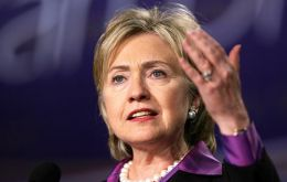 Ms Clinton will be participating in the OAS General Assembly
