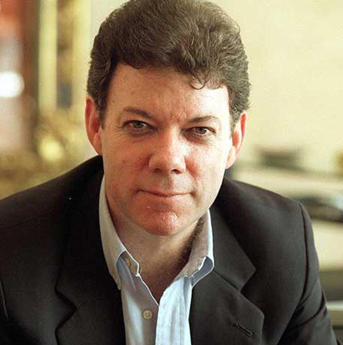 All forecasts indicate Juan Manuel Santos will be Colombia's next president - juan-manuel-santos
