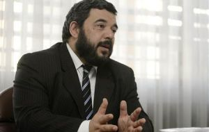 Central bank president Mario Bergara ready to embrace orthodox economics