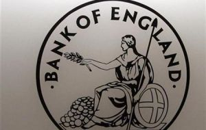 The bank injected £200 billion of new money into the British economy between March 2009 and February 2010
