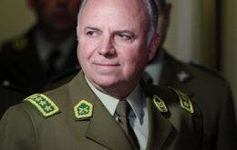 General Eduardo Gordon son was involved in a hit-and-run accident
