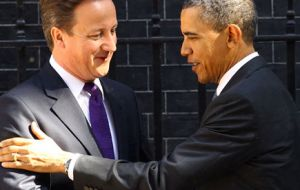 "Cameron and Obama will highlight the UK/US ""special relationship"""