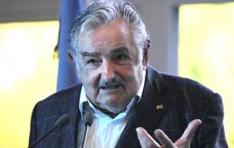 At the end of the day it's the people who suffer, said President Mujica