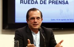 Minister Patiño willing to talk but….what about threats?