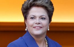 President Dilma Rousseff and Brazil's 2.5 trillion dollars economy were the stars of the meeting