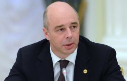 "Finance Minister Siluanov ""some people thought that first you need to ensure economic growth""."