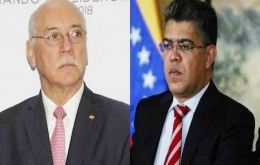 Loizaga will be travelling to meet his Venezuelan peer Jaua