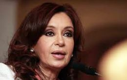 """A hardened heart is worse than an oligarch's heart"" said Cristina Fernández,  calling for solidarity from high-earning workers for those on lower incomes."