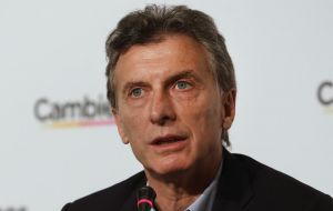 Macri should be able to a turn around the economy soon, just as President Néstor Kirchner did successfully in 2003.