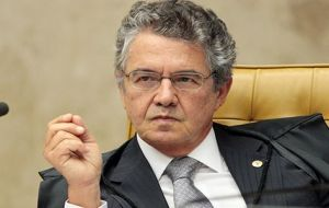 "Supreme Court Justice Marco Aurélio Mello told CBN Radio ""nothing justified the use of force"" when police picked up Lula unannounced from his apartment."