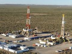 The bulk of Argentina's shale reserves are in Vaca Muerta, which has attracted companies from around the world: ExxonMobil, Chevron, Shell and Gazprom.