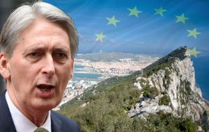 """We recognized the vital importance of the EU referendum to Gibraltar and called on all those residents of Gibraltar to vote to have their say in this historic decision""."
