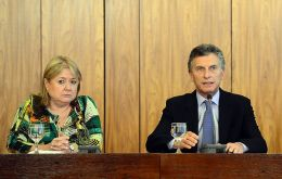 Susana Malcorra has conditions and capacities to amply comply with the tasks of the UN Secretary General office, wrote Macri in the letter