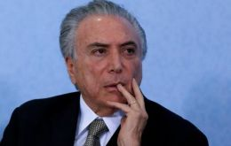 Temer's administration is selling assets and pushing for unpopular austerity reforms to prop fiscal accounts that has cost Brazil its investment-grade rating.